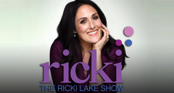 The Ricki Lake show