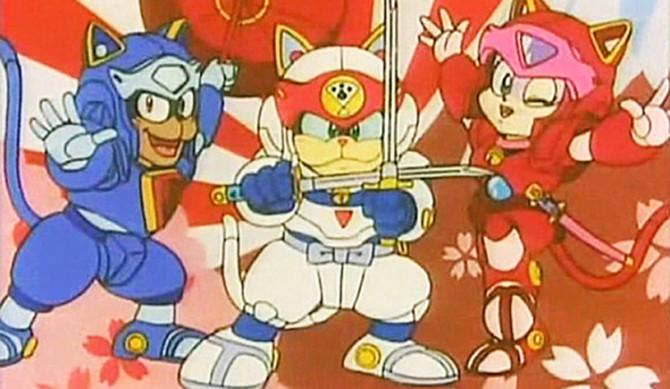 Samurai Pizza Cats Tv Tunes Quiztv Tunes Quiz