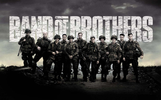 Band of brothers – Wir waren wie Brüder