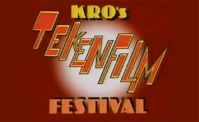 KRO's Tekenfilm Festival