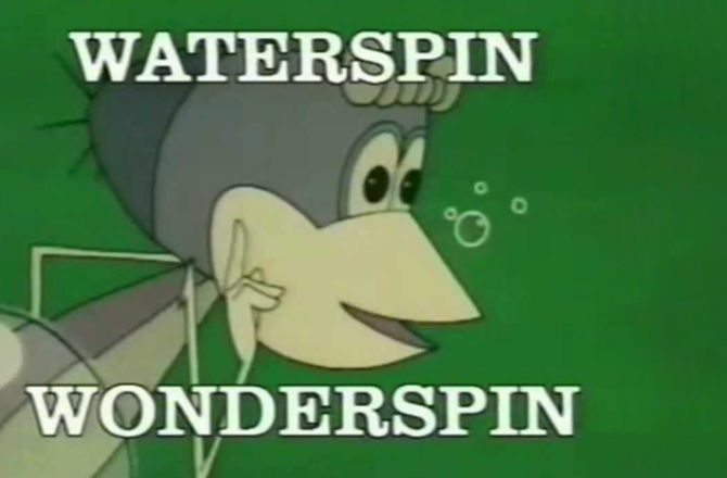 Waterspin Wonderspin